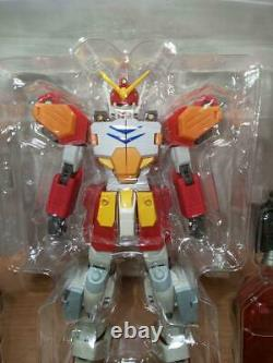 Bandai Gundam Bras Lourds Kai Robot Spirits Side Ms Du Japon Utilisé