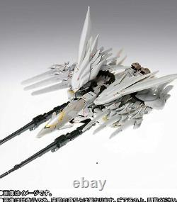 Bandai Gundam Fix Figuration Metal Composite Wing Gundam Blanche Neige Prélude Nouveau