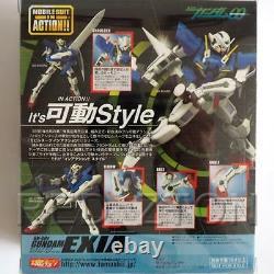 Bandai Gundam Msia Action Figure Exia Dynames Kyrios & Virtue Clear Color Set