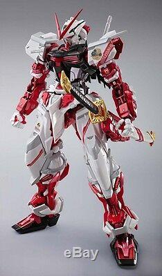 Bandai Gundam Seed Astray Red Frame D'action Construisez Métallique Figure Du Japon