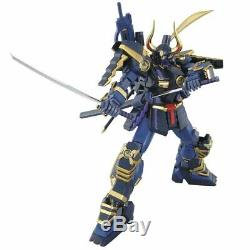 Bandai Hobby Musha Gundam Mk-ii Bandai Grade De Master Action Figure
