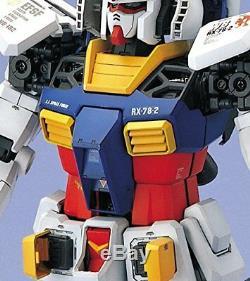 Bandai Hobby Rx-78-2 Mobile Suit Gundam Année Parfaite Action Figure Échelle 160