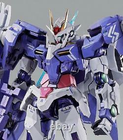 Bandai Metal Build Double O Riser Designers Blue Ver. Gundam Japon Sme Officiel
