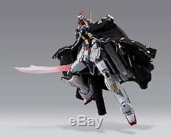 Bandai Metal Build Gundam Crossbone X1 Chiffre D'action Japan Officiel Import