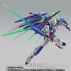 Bandai Metal Build Gundam Exia Repair IV 4 Japon Anime Argent Bleu Action Figure