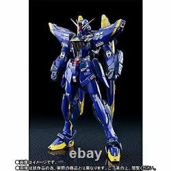 Bandai Metal Build Gundam F91 Marison Madin Machine Action Figure
