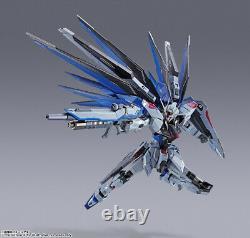 Bandai Metal Build Gundam Freedom Concept 02 Action Figure Réédition