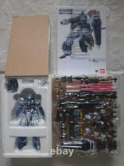 Bandai Metal Build Gundam Seed Astray Blue Frame Full Weapons Action Figure