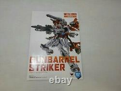Bandai Métal Build Gundam Seed Gunbarrel Struker Pour Aile Strike Gundam Figure