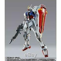 Bandai Metal Build Infinity Limited Gat-x105 Strike Gundam Action Figure