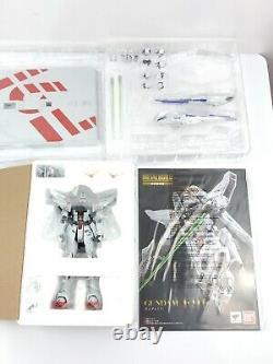 Bandai Metal Build Mobile Suit Gundam F91 Action Figure Pièces Manquantes
