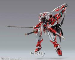 Bandai Métal Construire Gundam Astray Red Kai Cadre Figure Grève Alternative Ver