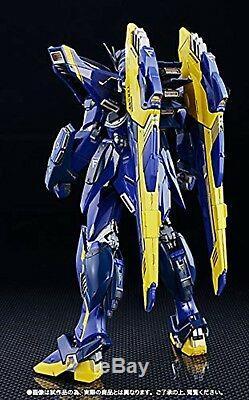 Bandai Métal Construire Gundam F91 Harrison Maddin Action Figure Japon Utilisé