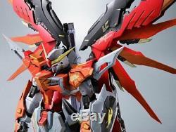 Bandai Métal Construire Le Destin Gundam Heine Figurine Model Kit F / S Japon Utilisé