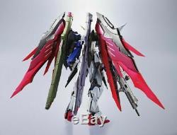 Bandai Métal Construire Le Destin Gundam Tamashii Nations Action Figure Japon Fedex