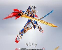 Bandai Metal Robot Soul Spirits Liu Bei Gundam (type Real Ver.) Graphique