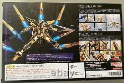 Bandai Metal Robot Spirits Mobile Suit Gundam Akatsuki Shiranui Action Figure
