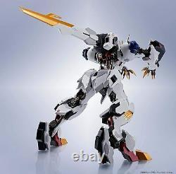 Bandai Metal Robot Spirits Orphelins En Fer Blooded Gundam Barbatos Lupus Rex Figure
