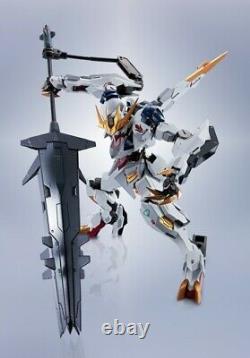 Bandai Metal Robot Spirits Side Ms Barbatos Lupus Rex Action Figure, En Stock