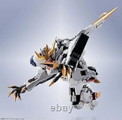 Bandai Metal Robot Spirits Side Ms Gundam Barbatos Lupus Rex Japon Officiel