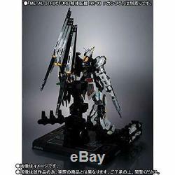Bandai Metal Structure Option Entonnoir Pièces Fin Pour Gundam Withtracking Rx-93 V Nouveau