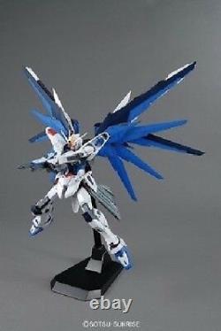 Bandai Mg 1/100 Zgmf-10a Freedom Gundam Ver 2.0 Plastik Modellbau Set Neu Japon