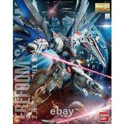 Bandai Mg Freedom Gundam (ver. 2.0) Gundam Seed 1/100 Scale Model Kit