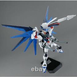 Bandai Mg Freedom Gundam (ver. 2.0) Gundam Seed 1/100 Trousse De Modèle D'échelle