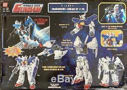 Bandai Mobile Suit 12 Pouces DX Gp-01 Fb Zephyranthes Gundam Action Figure Msia