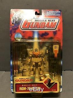 Bandai Mobile Suit Gundam 08th Rgm Type De Sol Gm Action Figure Beaucoup Msia