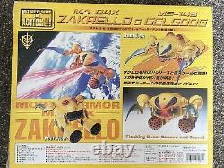 Bandai Mobile Suit Gundam Fighter Armor Zakrello Ms Msia En Action Figure