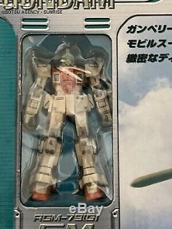 Bandai Mobile Suit Gundam Gunperry Rgm79 Type Sol Gm Ms En Action Figure Msia