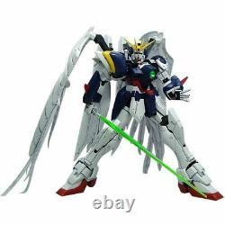 Bandai Pg 1/60 Xxxg-00w0 Wing Gundam Zero Custom Kit De Modèle Sans Fin Waltz New F/s