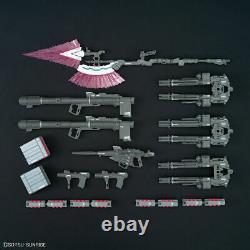 Bandai Rg Armure Complète Unicorn Gundam Rx-0 1/144