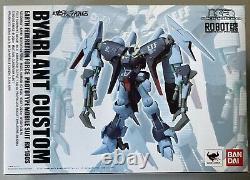 Bandai Robot Spirits Damashii Mobile Suit Gundam Byarlant Custom Action Figure