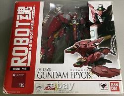 Bandai Robot Spirits Damashii Mobile Suit Gundam Wing Epyon Action Figure