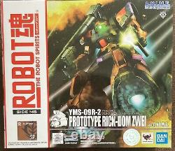 Bandai Robot Spirits Damshii Mobile Suit Gundam 0083 Rick Dom Zwei Action Figure