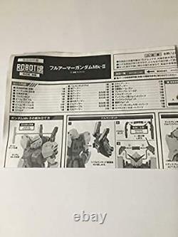 Bandai Robot Spirits Side Ms Full Armor Gundam Mk-ii Action Figure Z-msv F/s