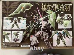 Bandai Robot Spiritueux Costume Mobile Gundam Unicorn Kshatriya Action Figure Msia