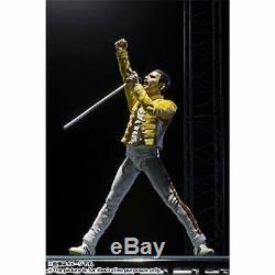 Bandai S. H. Figuarts Freddie Mercury Reine Action Figure Avec Suivi Nouveau