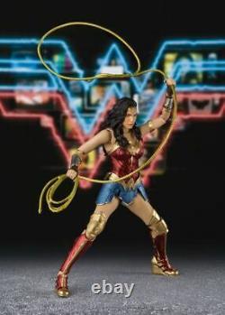 Bandai S. H. Figuarts Wonder Woman 1984 Figure D'action