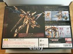 Bandai Spirits Metal Robot Soul Akatsuki Gundam Équipé D'aigle Marin Utilisé