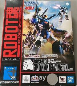 Bandai Spirits Robot Damashii Mobile Suit Gundam Lourd Guncannon Action Figure