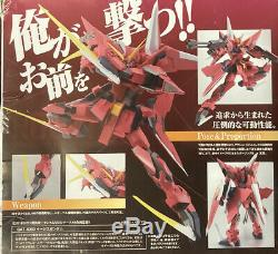Bandai Spirits Robot Damashii Mobile Suit Gundam Seed Aegis Action Figure