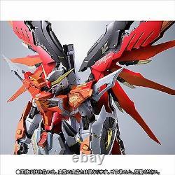Bandai Tamashii Nation 2015 Metal Build Destiny Gundam Heine Custom Action Nouveau