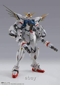 Bandai Tamashii Nations Gundam F91 Chronique White Ver Metal Build Action Figure