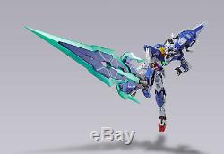 Bandai Tamashii Nations Métalliques De Construction Gundam 00 Qant (quanta) Action Figure