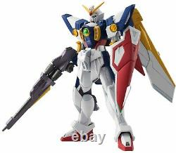 Bandai Tamashii Nations Robot Spirits Côté Ms Wing Gundam Action Figure Utilisée