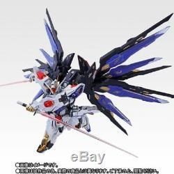 Bandai Tamashll Nation 2018 Build Metal Grève Freedom Gundam Soul Bleu Ver Ems