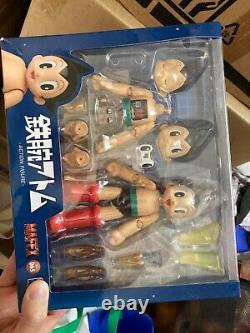 Boîte Mauvais Jouet Medicom Mafex No. 065 Mafex Astro Boy